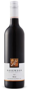 Rosewood Estates Winery & Meadery Merlot 2011