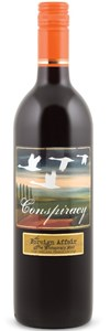 The Foreign Affair Winery The Conspiracy Cabernet Sauvignon 2011