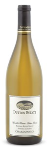 Dutton Estate Winery Kyndall's Reserve Chardonnay 2015