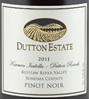 Dutton Estate Pinot Noir 2011