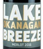 Lake Breeze Vineyards Merlot 2016