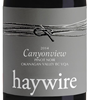 Haywire Winery Canyonview  Pinot Noir 2014