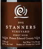 Stanners Vineyard Barrel Select Pinot Noir 2014