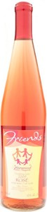 Harwood Estates Winery Friends Rosé 2014