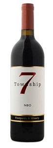 Township 7 Vineyards & Winery Okanagan North Bench Oliver NBO 2016