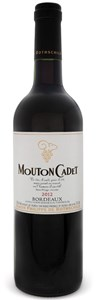 Mouton Cadet Regional Blended Red 2010
