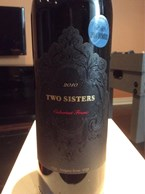 Two Sisters Vineyards Cabernet Franc 2010