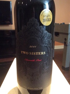Two Sisters Vineyards Eleventh Post 2011