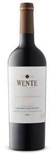 Charles Wetmore Wente Vineyards Cabernet Sauvignon 2014