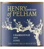 Henry of Pelham Winery Chardonnay 2015