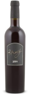 Domaine De Rancy Rivesaltes Ambré 2001