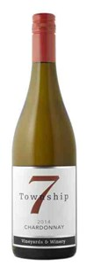 Township 7 Vineyards & Winery Okanagan Chardonnay 2014