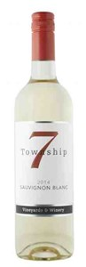 Township 7 Vineyards & Winery Okanagan Sauvignon Blanc 2014