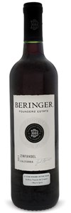 Beringer Founders' Estate Zinfandel 2009