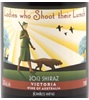 Ladies Who Shoot Their Lunch Plunkett Fowles Shiraz 2009