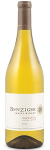Benziger Family Winery Chardonnay 2008