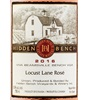 Hidden Bench Locust Lane Rosé 2016