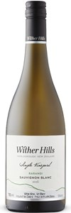 Wither Hills Rarangi Single Vineyard Sauvignon Blanc 2012