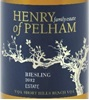 Henry of Pelham Winery Reserve Off-Dry Riesling 2009
