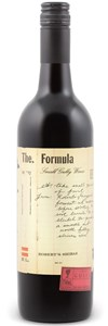 Small Gully The Formula Robert's Shiraz 2014