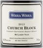 Wirra Wirra Church Block Cabernet Shiraz Merlot 2013