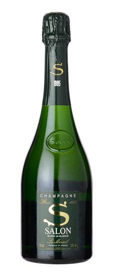 Salon le mesnil blanc de blancs brut champagne 1995 expert for 1997 champagne salon