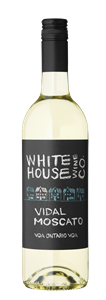 House Wine Co.  Vidal Moscato 2016