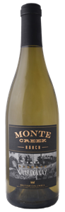 Monte Creek Ranch Winery Chardonnay Reserve 2015