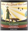 Ladies Who Shoot Their Lunch Fowles Wine Shiraz 2013