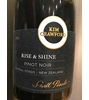 Kim Crawford Small Parcels Rise and Shine Pinot Noir 2014