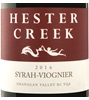Hester Creek Estate Winery Syrah Viognier 2016