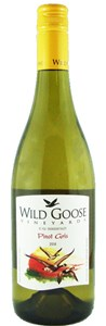Wild Goose Vineyards Pinot Gris 2017