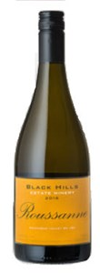 Black Hills Estate Winery Roussanne 2016