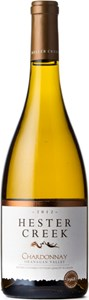 Hester Creek Estate Winery Golden Mile Bench Chardonnay 2016