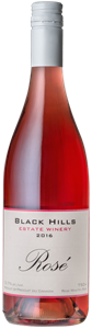 Black Hills Estate Winery Rose 2017