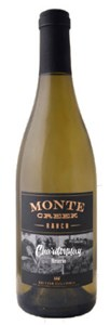 Monte Creek Ranch Winery Chardonnay Reserve 2016