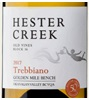 Hester Creek Estate Winery Block 16 Old Vines Trebbiano 2017