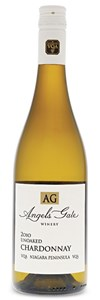 Angels Gate Winery Chardonnay 2015