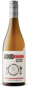 Flat Rock Cellars Good Kharma Chardonnay 2014