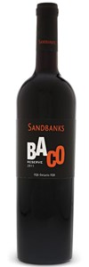 Sandbanks Estate Winery Reserve Baco Noir 2015