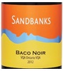 Sandbanks Estate Winery Baco Noir 2016