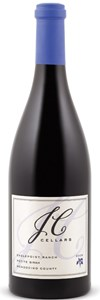 Jc Cellars Eagle Point Ranch Petite Sirah 2008