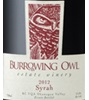 Burrowing Owl Estate Winery Estate Btld. Syrah 2010