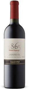 San Pedro 1865 Selected Vineyards Carmenère 2016