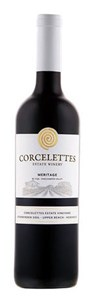 Corcelettes Estate Winery Meritage 2015