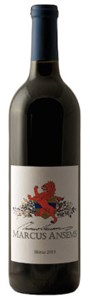 Daydreamer Wines Marcus Ansems Shiraz 2013