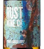 Rust Wine Co. Pinot Grigio 2017