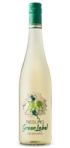 Deinhard Winery Green Label Riesling 2015