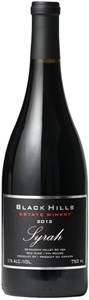 Black Hills Estate Winery Syrah 2015
