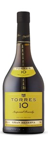 Torres 10 Imperial Grand Reserva Brandy